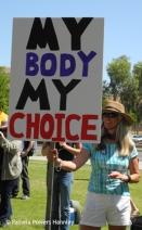 War on Women rally in Phoenix, 2013.