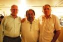 Jim Hannley and Phil Lopes of PDA Tucson with Congressman Grijalva.
