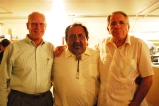 Jim Hannley and Phil Lopes of PDA Tucson with Congressman Grijalva.