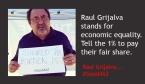#Good4AZ and #Bad4AZ Twitter campaign.